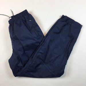 Vintage 90s Nike Men's track Nylon Pants XL YY28